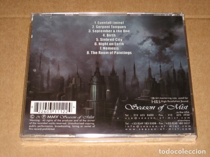 CDs de Música: (SIN ABRIR) DAWN OF RELIC – Night on earth ________ Melodic Black / Death Metal - Foto 2 - 212807410