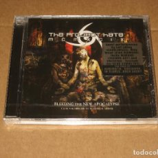 CDs de Música: (SIN ABRIR) THE PROJECT HATE MCMXCIX - BLEEDING THE NEW APOCALYPSE (CUM VICTRICIIS IN MANIBUS ARMIS). Lote 212807976