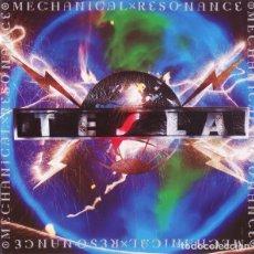 CDs de Música: TESLA MECHANICAL RESONANCE CD. Lote 212808977