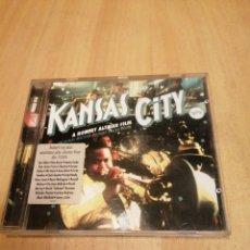 CDs de Música: KANSAS CITY. ROBERT ALTMAN FILM.. Lote 212818563