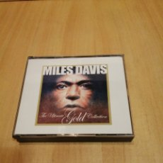 CDs de Música: MILES DAVIS. THE ULTIMATE GOLD COLLECTION. 3XCDS.. Lote 212820145