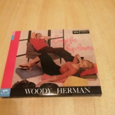 CDs de Música: WOODY HERMAN. SONGS FOR HIP LOVERS.. Lote 212821222