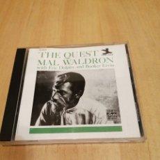 CDs de Música: THE QUEST. MAL WALDRON. ERIC DOLPHY. BOOKER ERVIN.. Lote 212826435