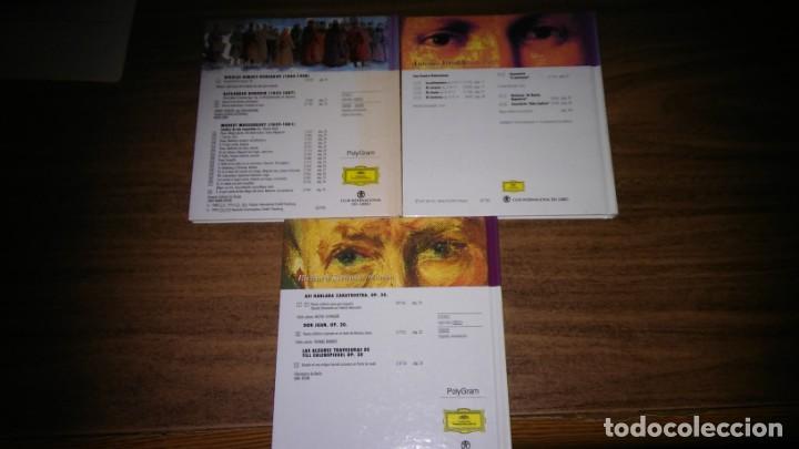 CDs de Música: Genios de la Música (Naxos) + La Gran Musica Paso a Paso (Detusche grammophon) - 10 CDS libro - Foto 7 - 212832471