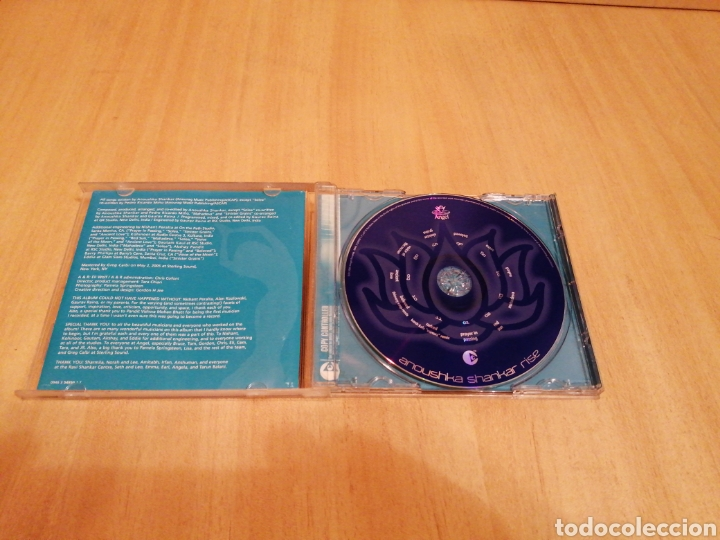 CDs de Música: Anoushka Shankar. Rise. - Foto 2 - 212845331