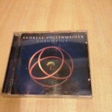 CDs de Música: ANDREAS VOLLENWEIDER. COSMOPOLY. KEPA JUNKERA, CARLOS NÚÑEZ, CARLY SIMON, MILTON NASCIMENTO, ETC... Lote 212845588
