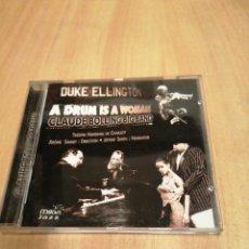 CDs de Música: CLAUDE BOLLING BIG BAND. A DRUM IS A WOMAN. DUKE ELLINGTON.. Lote 212845828