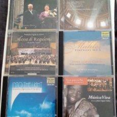 CDs de Música: LOTE DE 14 CDS DE JESÚS LÓPEZ COBOS. Lote 212886393