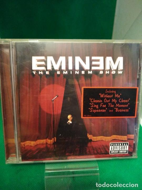 CD EMINEM, THE EMINEM SHOW (Música - CD's Hip hop)