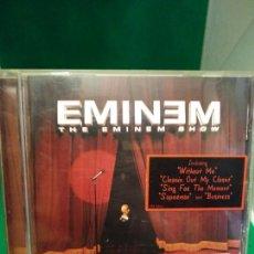 CDs de Música: CD EMINEM, THE EMINEM SHOW. Lote 212906590