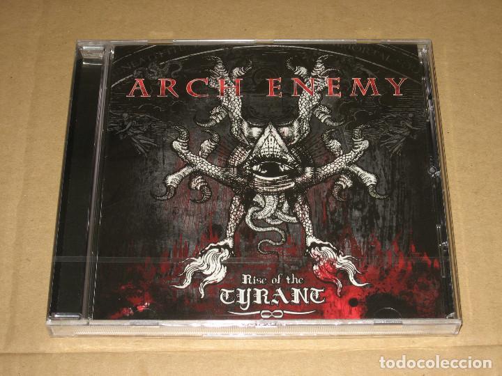 (SIN ABRIR) ARCH ENEMY - RISE OF THE TYRANT ______________ MELODIC DEATH METAL (Música - CD's Heavy Metal)
