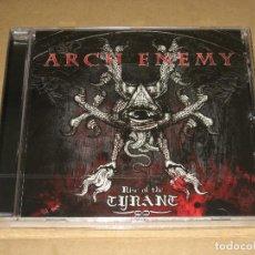 CDs de Música: (SIN ABRIR) ARCH ENEMY - RISE OF THE TYRANT ______________ MELODIC DEATH METAL. Lote 212912816