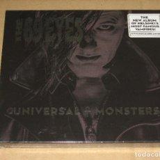 CDs de Música: (SIN ABRIR) THE 69 EYES - UNIVERSAL MONSTERS _____ (NB 3230-2 LC 07027). Lote 212914140