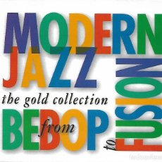 CDs de Música: MODERN JAZZ. THE GOLD COLLECTION. Lote 212939362