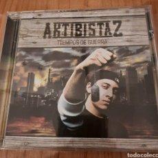 CDs de Musique: AKTIBISTAZ - TIEMPOS DE GUERRA. Lote 212943891