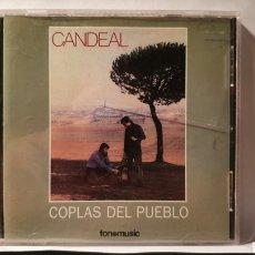 CDs de Música: CD/CANDEL / COPLAS DEL PUEBLO / (REF. G.3 ). Lote 212944645