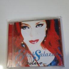 CDs de Música: EDITH SALAZAR, BOLERO...CANTOS DE AMOR Y DESAMOR, SONIFOLK, 2004, VER FOTOS ADICIONALES.. Lote 213009093