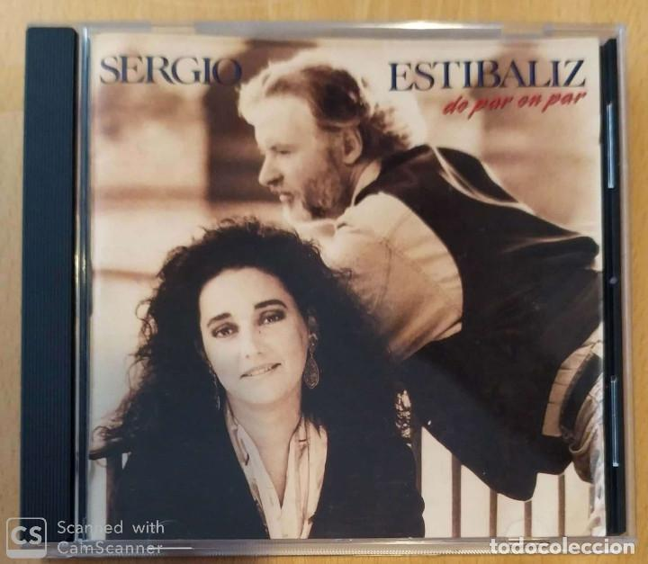SERGIO Y ESTIBALIZ (DE PAR EN PAR) CD 1989 (Música - CD's Melódica )