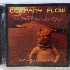 CDs de Música: COMPANY FLOW - LITTLE JOHNNY FROM THE HOSPITAL [ USA RAP / HIP HOP ] [[ ORIGINAL CD ]] [[1999]]. Lote 213105447