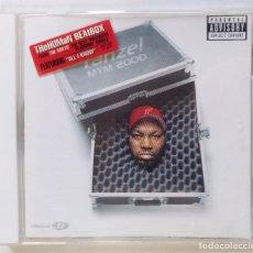 CDs de Música: RAHZEL - MAKE THE MUSIC 2000 ( BEATBOX FROM THE ROOTS) [USA RAP / HIP HOP] [[ORIGINAL CD]] [[1999]]. Lote 213106053