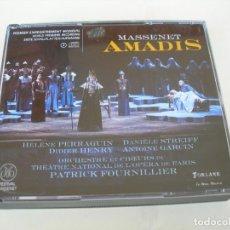 CD de Música: AMADIS / PATRICK FOURNILLIER / 2 CDS + LIBRETTO. Lote 213106160