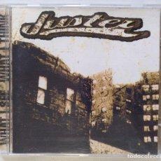 CDs de Música: JUSTER - WHAT I SEE WHAT I THINK [USA RAP / HIP HOP] [[PRIMERA EDICIÓN ORIGINAL CD]] [[1995]]. Lote 213106571