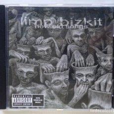 CDs de Música: LIMP BIZKIT - NEW OLD SONGS [USA RAP / ROCK / HIP HOP] [[EDICIÓN ORIGINAL CD]] [[2001]]. Lote 213106778