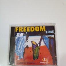 CDs de Música: FREEDOM TIME, COUNTERPOINT RECORDS – CDCR004, UK. 1997, TEMAS EN LA DESCRIPCIÓN.. Lote 213125338