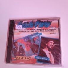 CDs de Música: BEACH PARTY VOL.1, MASTERS RECORDS – STEREO 8344 2, 2000, TEMAS EN LA DESCRIPCIÓN.. Lote 213129452