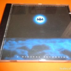 CDs de Música: BATMAN / ORIGINAL SOUNDTRACK / BANDA SONORA / BSO / DANNY ELFMAN / CD. Lote 213138176