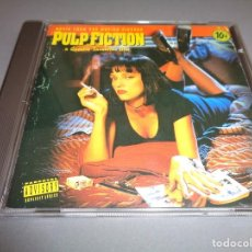 CDs de Música: PULP FICTION / ORIGINAL SOUNDTRACK / BANDA SONORA / BSO / QUENTIN TARANTINO / CD. Lote 213139598