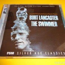 CDs de Música: THE SWIMMER / ORIGINAL SOUNDTRACK / EL NADADOR / BANDA SONORA / MARVIN HAMLISCH / BSO / CD. Lote 213160536