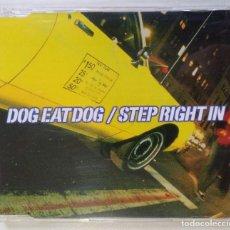 CDs de Música: DOG EAT DOG - STEP RIGHT IN [US EDITION HIP HOP / ELECTRONIC] [ EDICIÓN ORIGINAL CD SINGLE ] [1997]. Lote 213179555