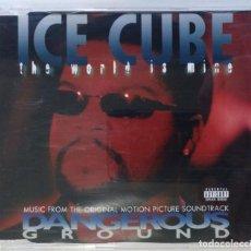 CDs de Música: ICE CUBE - THE WORLD IS MINE [US EDITION HIP HOP / RAP] [ EDICIÓN ORIGINAL CD SINGLE ] [1997]. Lote 213179822