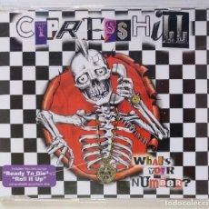 CDs de Música: CYPRESS HILL - WHAT'S YOUR NUMBER [US EDITION HIP HOP / RAP] [ EDICIÓN ORIGINAL CD SINGLE ] [2004]. Lote 213181177