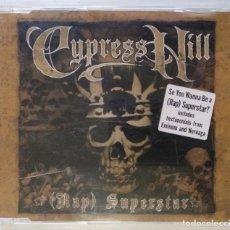 CDs de Música: CYPRESS HILL - RAP SUPERSTAR [US EDITION HIP HOP / RAP] [ EDICIÓN ORIGINAL CD SINGLE ] [2000]. Lote 213181353