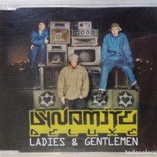 CDs de Música: SAMY DELUXE - LADIES & GENTLEMAN [GERMANY EDITION HIP HOP / RAP] [ORIGINAL CD SINGLE ] [1999]. Lote 213181738