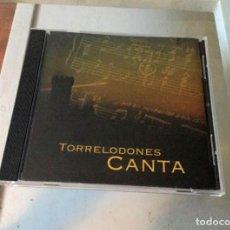 CDs de Música: VARIOS ARTISTAS – TORRELODONES CANTA (CAMILO SESTO, ROCÍO DÚRCAL) NUEVO. Lote 213185633