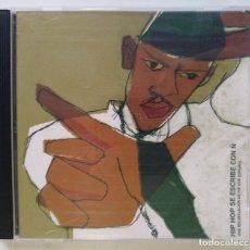 CDs de Música: HIP HOP SE ESCRIBE CON Ñ - ROCKDELUXE ENERO 1999 [HIP HOP / RAP] [ ORIGINAL CD ] [[1999]]. Lote 213191160