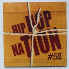 CDs de Música: HIP HOP NATION Nº 58 [HIP HOP / RAP] EL CHOJIN NIKO JUANMA H MAFIA [ ORIGINAL VIDEO Y CD ] [[2005]]. Lote 213191642
