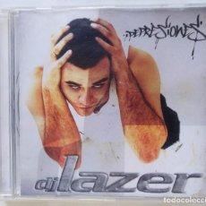 CDs de Música: DJ LAZER - DEPRESIONES (DOGMA CREW DJ) [MIXTAPE / HIP HOP / RAP] [ EDICIÓN ORIGINAL CD ] [2006]. Lote 213194471