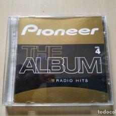 CD de Música: PIONEER THE ALBUM VOL. 4 RADIO HITS. Lote 213214178