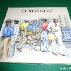 CDs de Música: EL MANISERO / 25 VERSIONES CLÁSICAS / MOISÉS SIMONS / TUMBAO CUBAN CLASSICS 1997 / CD. Lote 213240457