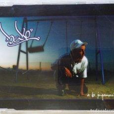 CDs de Música: BAKO - A KE JUGAMOS? [RAREZA HIP HOP / RAP] [ EDICIÓN ORIGINAL CD SINGLE ] [2004]. Lote 213252928