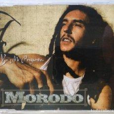 CDs de Música: MORODO - YO ME PREGUNTO... [RAREZA HIP HOP / REGGAE / RAP] [ EDICIÓN ORIGINAL CD SINGLE ] [2004]. Lote 213253148