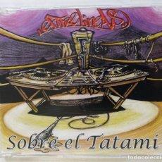 CDs de Música: ENTRELINEAS - SOBRE EL TATAMI [RAREZA EXCLUSIVO HIP HOP / RAP] [ EDICIÓN ORIGINAL CD SINGLE ] [2005]. Lote 213253581