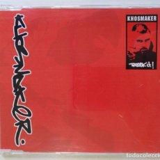 CDs de Música: KHOSMAKER - ROCK IT [ EXCLUSIVO DJ HIP HOP / ELECTRO / BREAKDANCE] [ ORIGINAL CD SINGLE ] [1999]. Lote 213255990