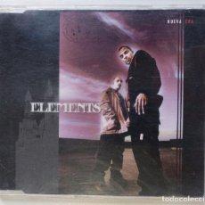 CDs de Música: ELEMENTS - NUEVA ERA [ EXCLUSIVO HIP HOP / RAP ] 7N7C MUCHO MU [ ORIGINAL CD SINGLE ] [1998]. Lote 213256381