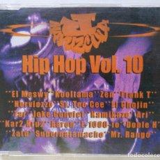 CDs de Música: JOTA MAYUSCULA - HIP HOP VOL. 1 [ MIXTAPE DJ HIP HOP / RAP] J MAYUZCULA [ORIGINAL CD SINGLE] [1998]. Lote 213256911