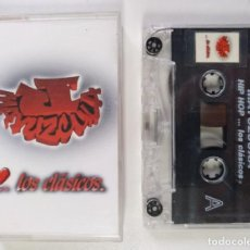 CDs de Música: JOTA MAYUSCULA - LOS CLÁSICOS.. [MIXTAPE HIP HOP / RAP] J MAYUZCULA [ORIGINAL CINTA CASSETTE] [1996]. Lote 213263533